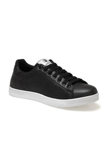 Lumberjack Grazzi 1Fx Erkek Sneaker Ayakkabı Siyah